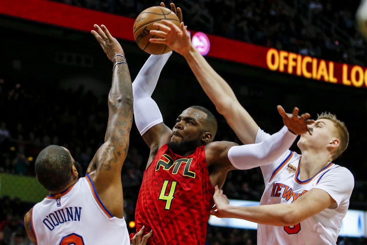 NBA Eastern Conference Playoffs 1st Round, Game #3: Atlanta Hawks vs.  Brooklyn Nets [2200 kbps], 4-25-2015, courtesy of TNT. Links below: