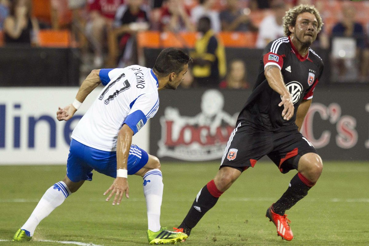 D.C. United's latest signing has been to RFK as recently as most fans of the club.
