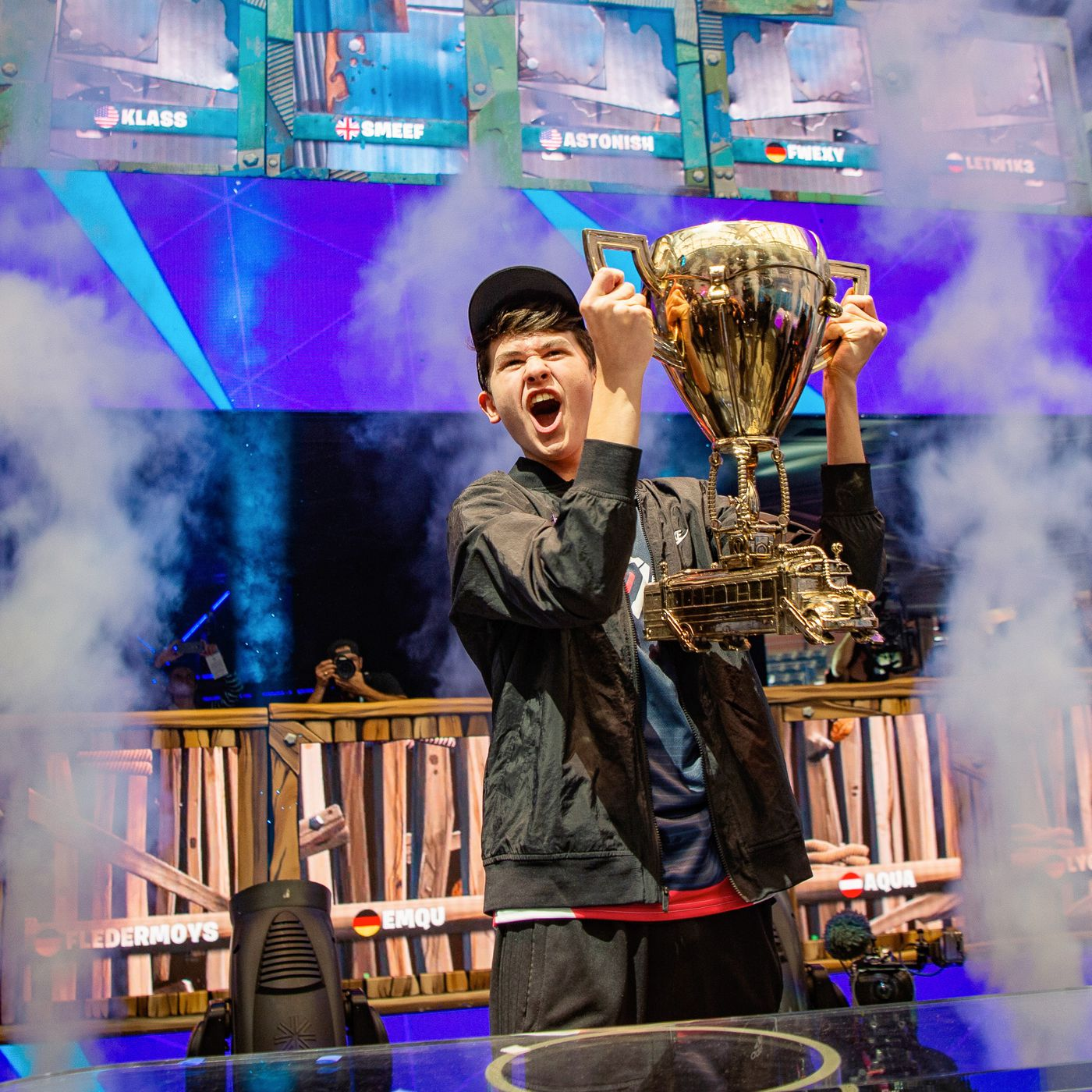 The Fortnite World Cup Finals were a victory lap for Epic Games