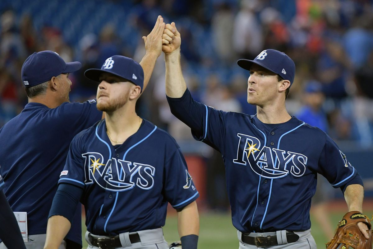 da2b432e Tampa Bay Rays news and links: Wild weekend and countdown to the ...