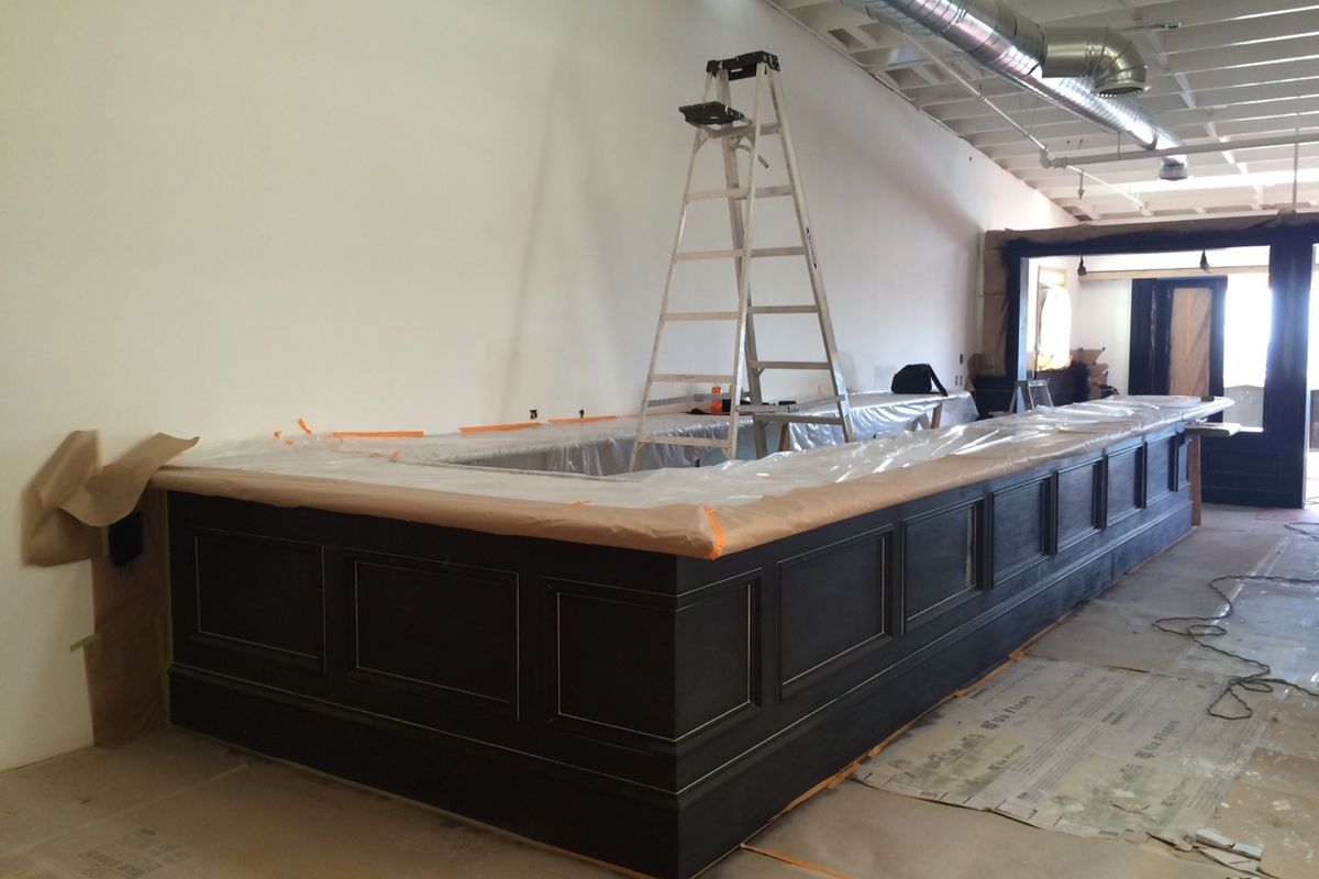 The new bar at Avenue 31