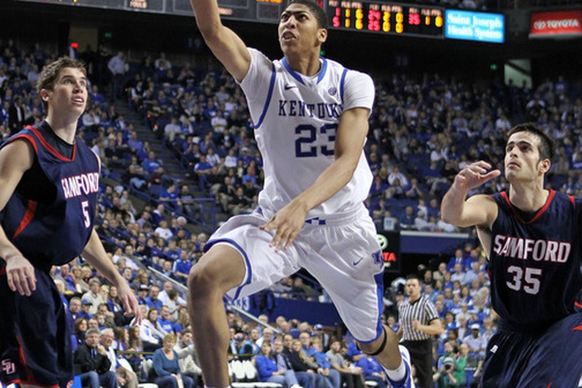 That unibrow would go very well with a Hornets uniform.