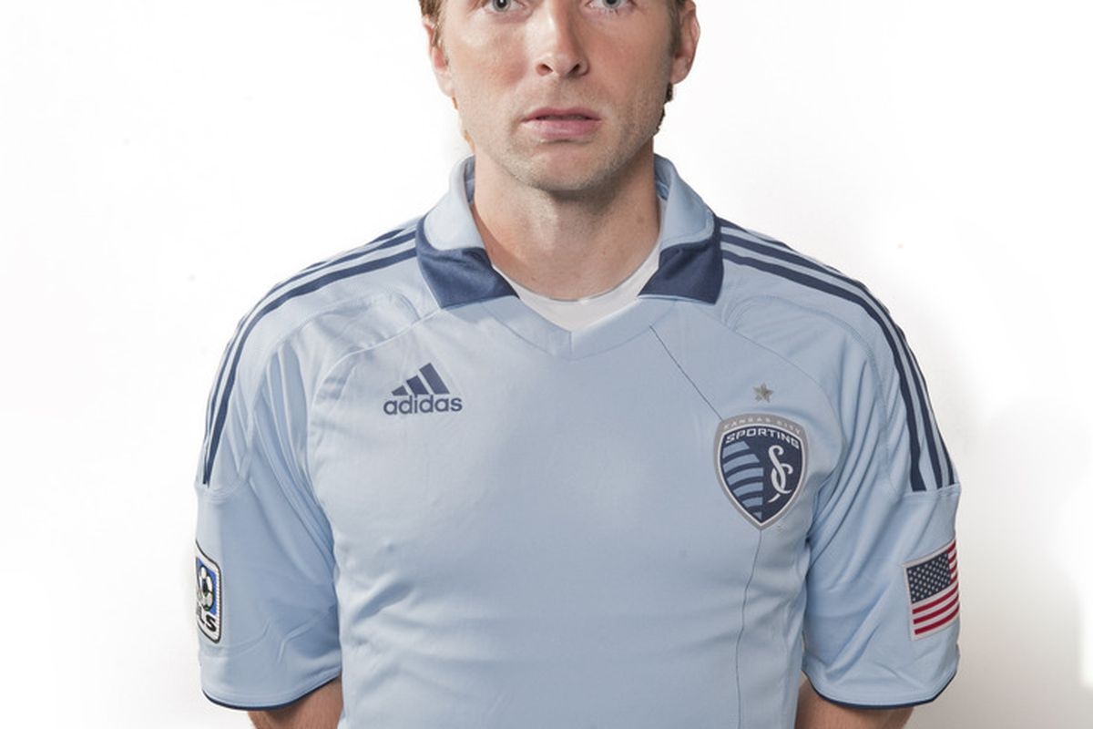 So will Bobby Convey be a difference maker for Sporting Kansas City when they face Real Salt Lake? (photo by MLS)
