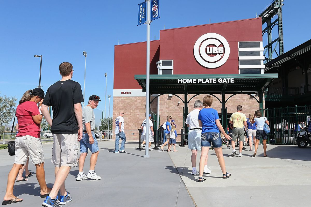 Cubs Announce 2019 Spring Training Broadcast Schedule Bleed Cubbie