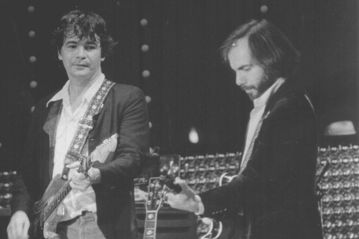 John Prine and Steve Goodman in the 1970s