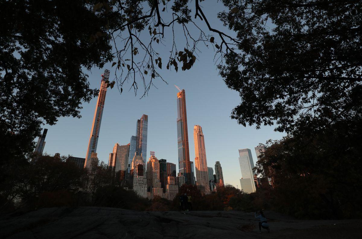 Billionaire's Row in New York City