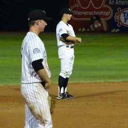 Dom Nunez and Ryan McMahon