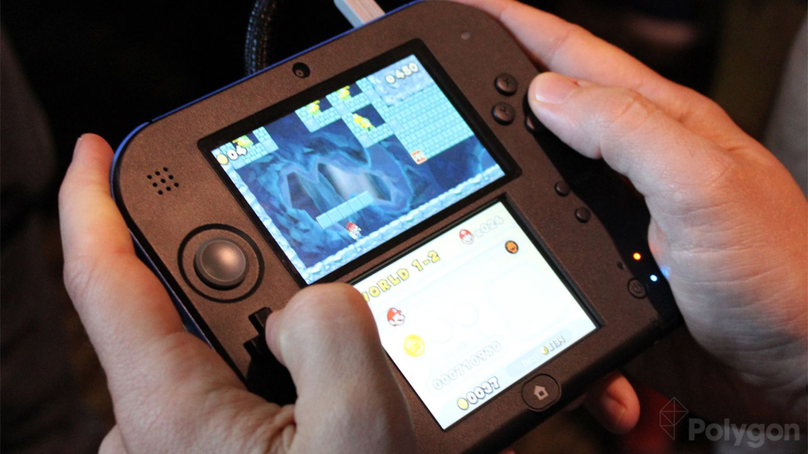 nintendo 2ds hands on surprisingly not the worst thing. Black Bedroom Furniture Sets. Home Design Ideas