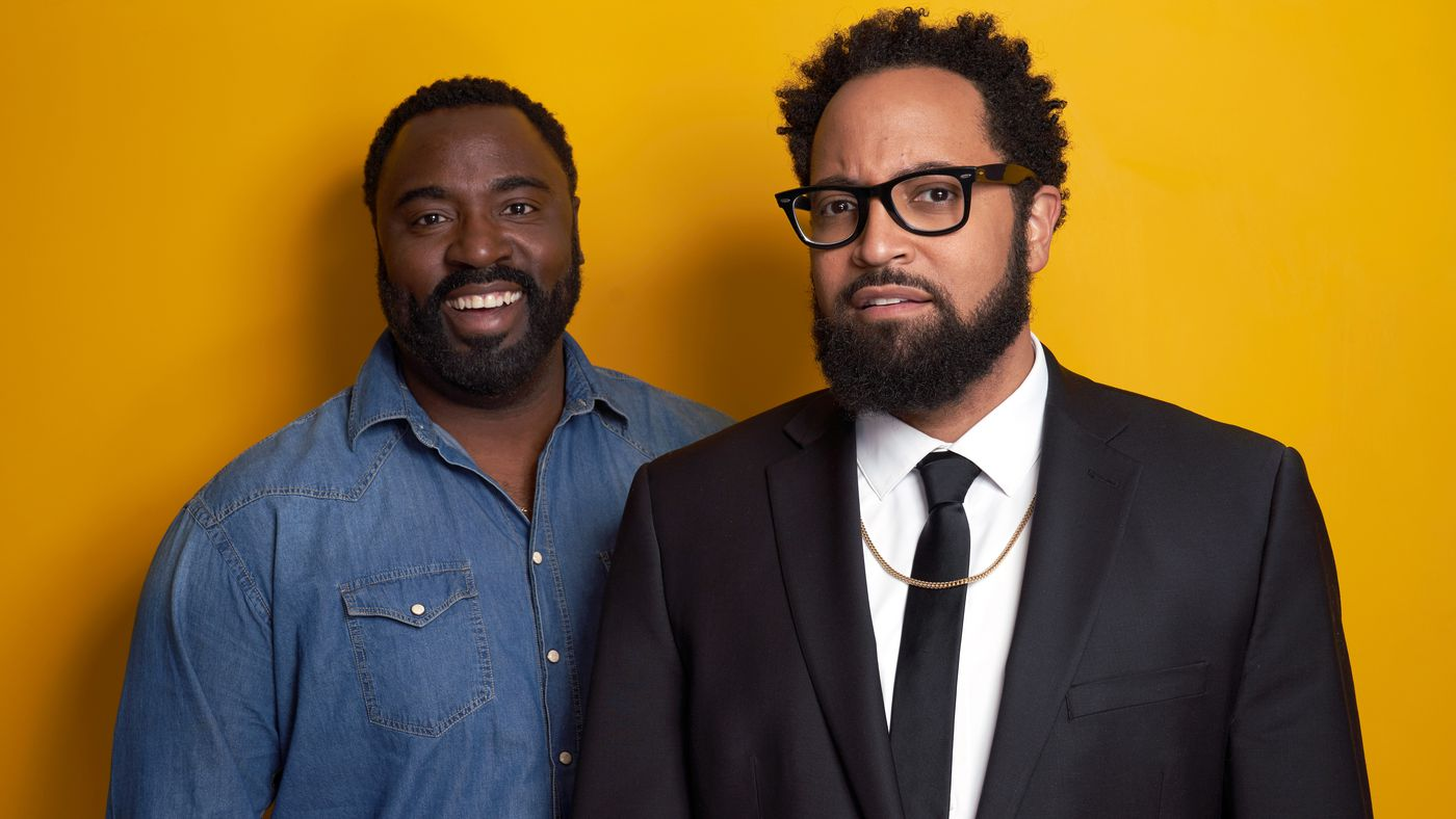 Diallo Riddle and Bashir Salahuddin on What it Takes to Break Into TV