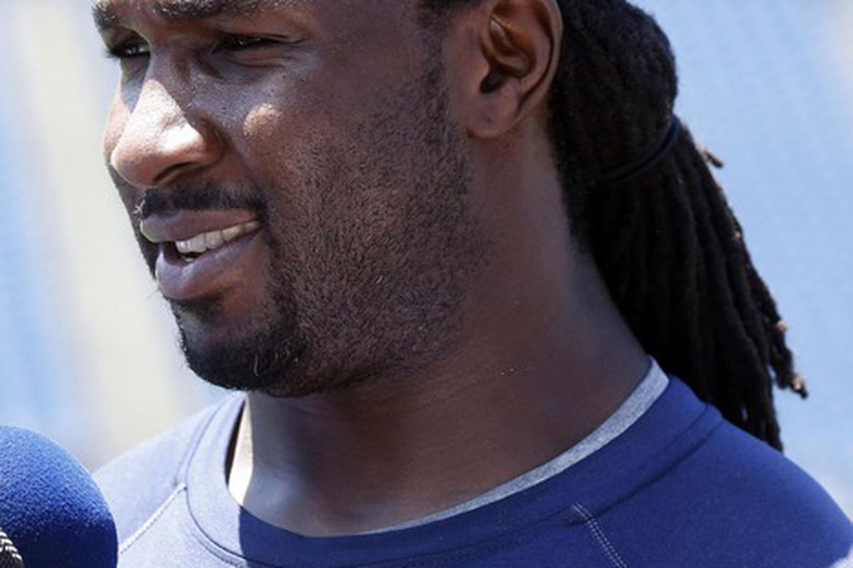 """According to a report, Addai simply """"quit"""" during his conditioning test."""