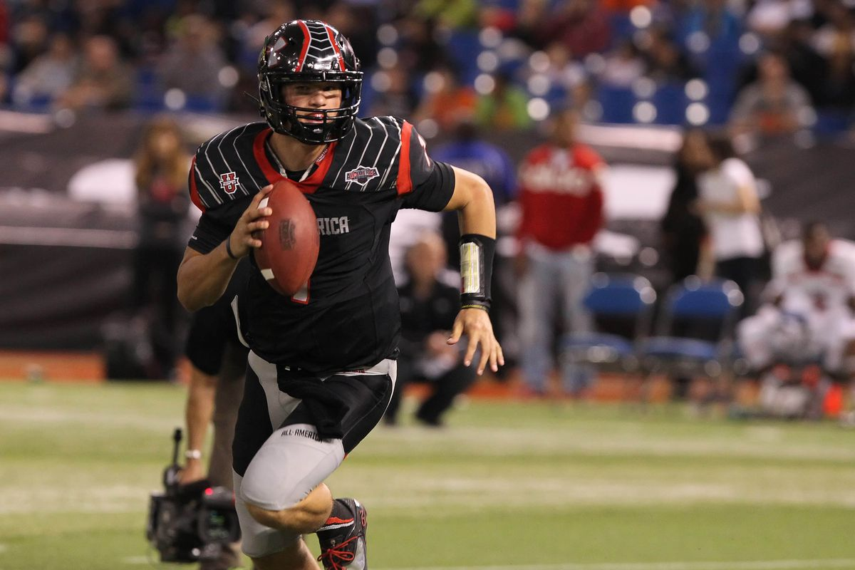 Christian Hackenberg finally got his fifth star from Rivals.com this week.