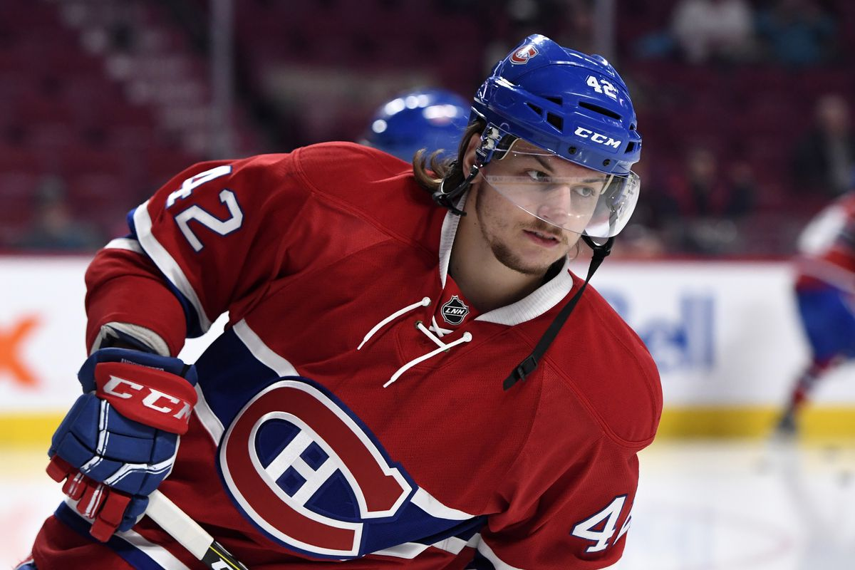 NHL: Anaheim Ducks at Montreal Canadiens