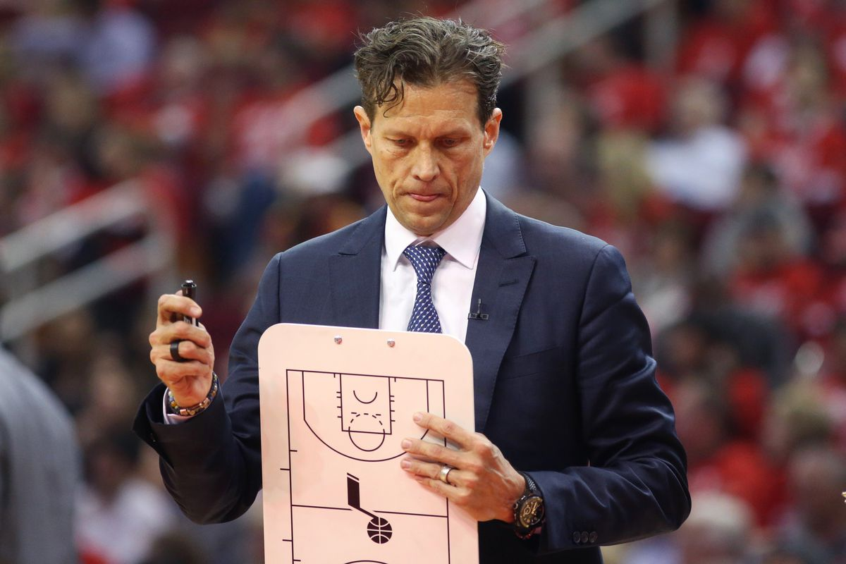 NBA: Playoffs-Utah Jazz at Houston Rockets