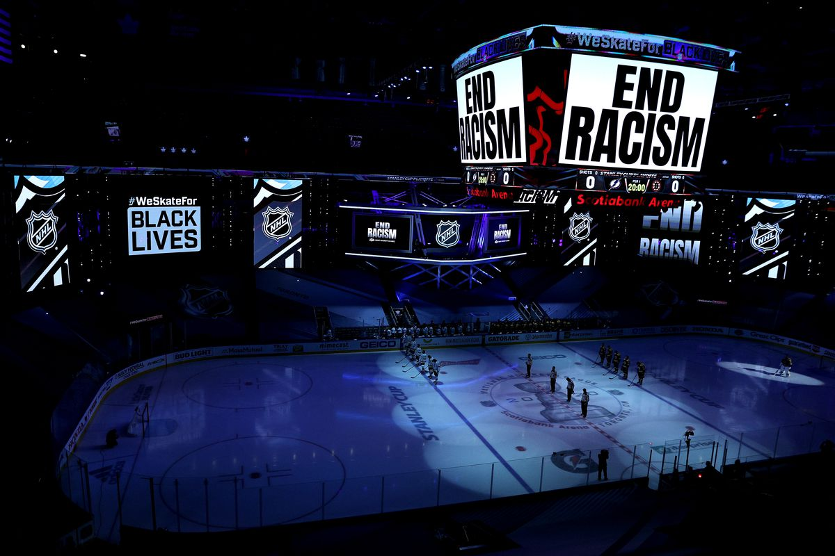 The NHL will not play its Thursday and Friday playoff schedule.