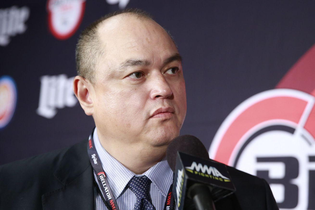 community news, The MMA Hour   388   Scott Coker