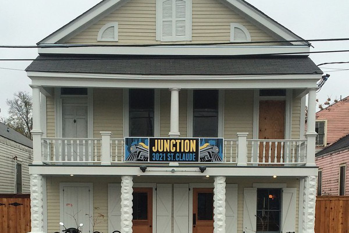 Junction on St. Claude