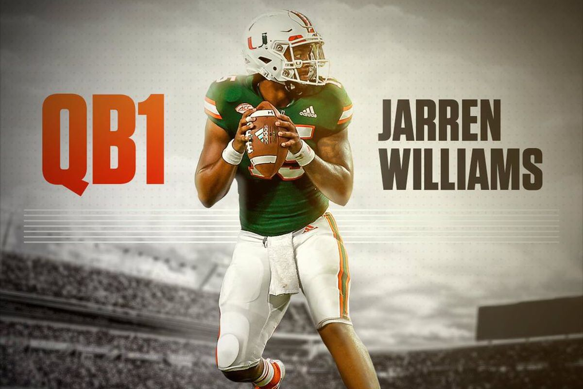 Miami Hurricanes Media Day: Offense