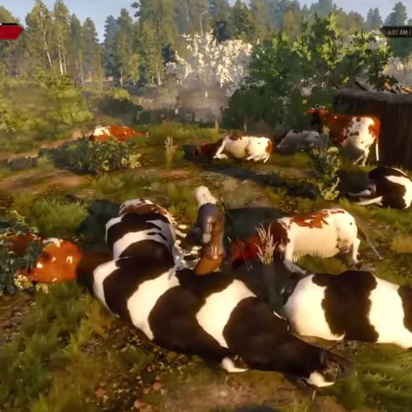 Witcher 3 exploit lets you make 100,000 crowns in less than