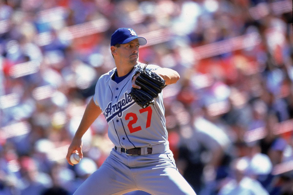 Kevin Brown was the first $100 million pitcher, and seven others have joined him since.