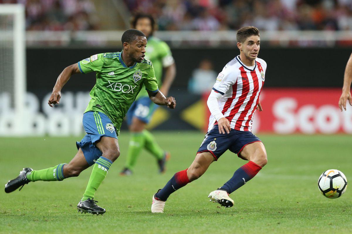 Chivas v Seattle Sounders - CONCACAF Champions League 2018