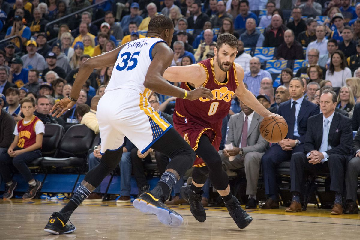 Kevin Love Responds to Draymond Green Saying He Wants to 'Annihilate' Cavs