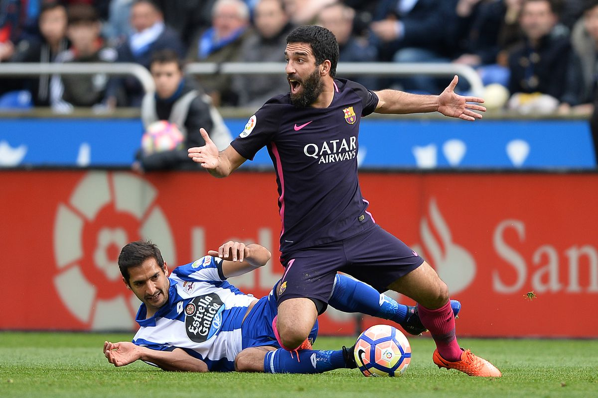 Deportivo de La Coruna v FC Barcelona - La Liga