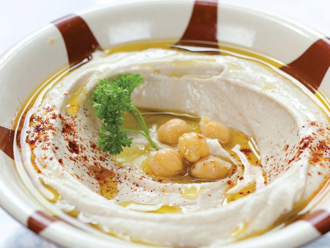 Lebanese Taverna hummus [Photo: Official]