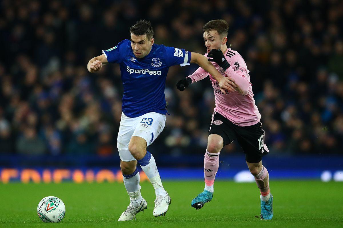 Everton FC v Leicester FC - Carabao Cup: Quarter Final