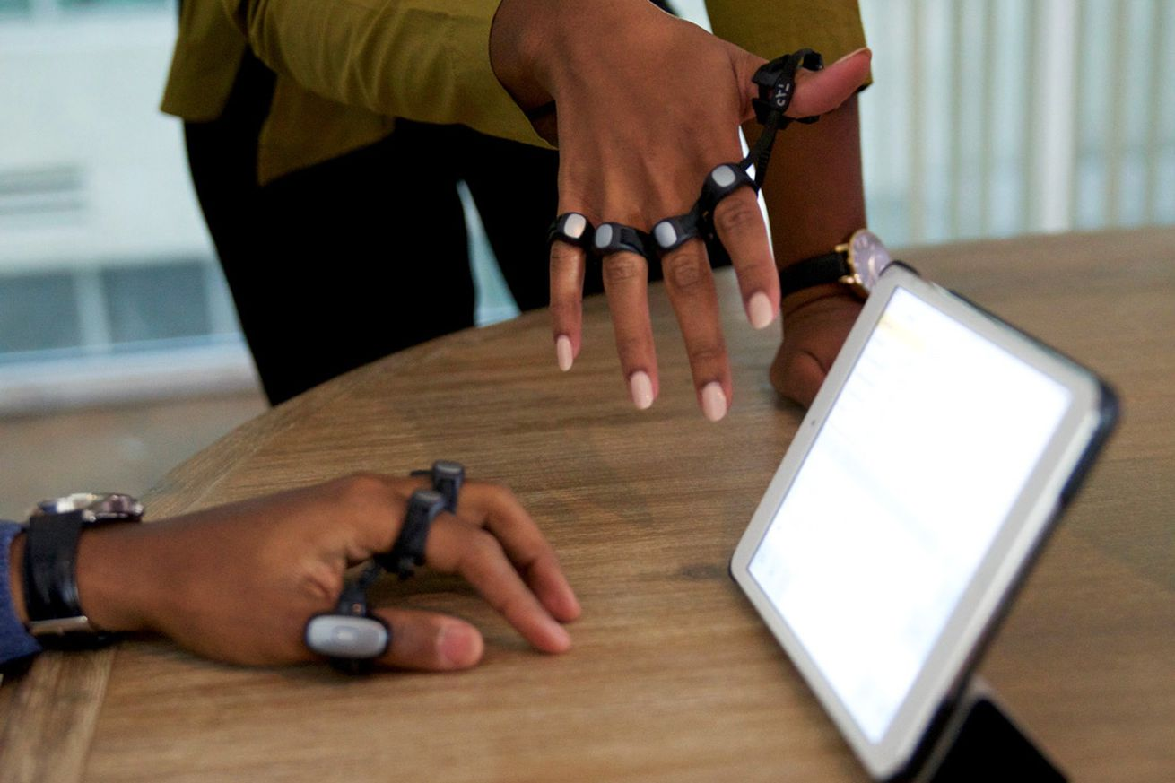 tap is the wearable keyboard nobody asked for