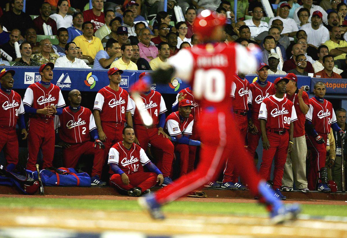 WBC: Cuba v Puerto Rico