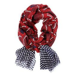 Fishscale Oblong Scarf