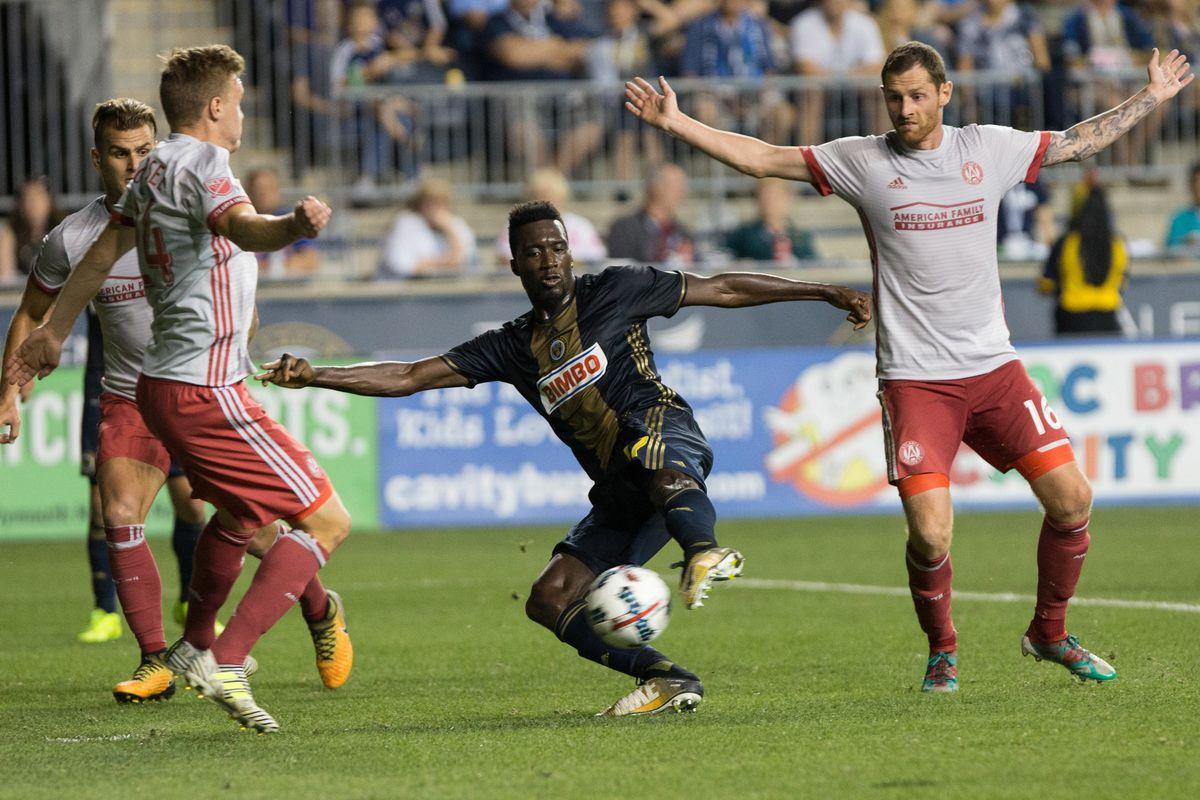 MLS: Atlanta United FC at Philadelphia Union