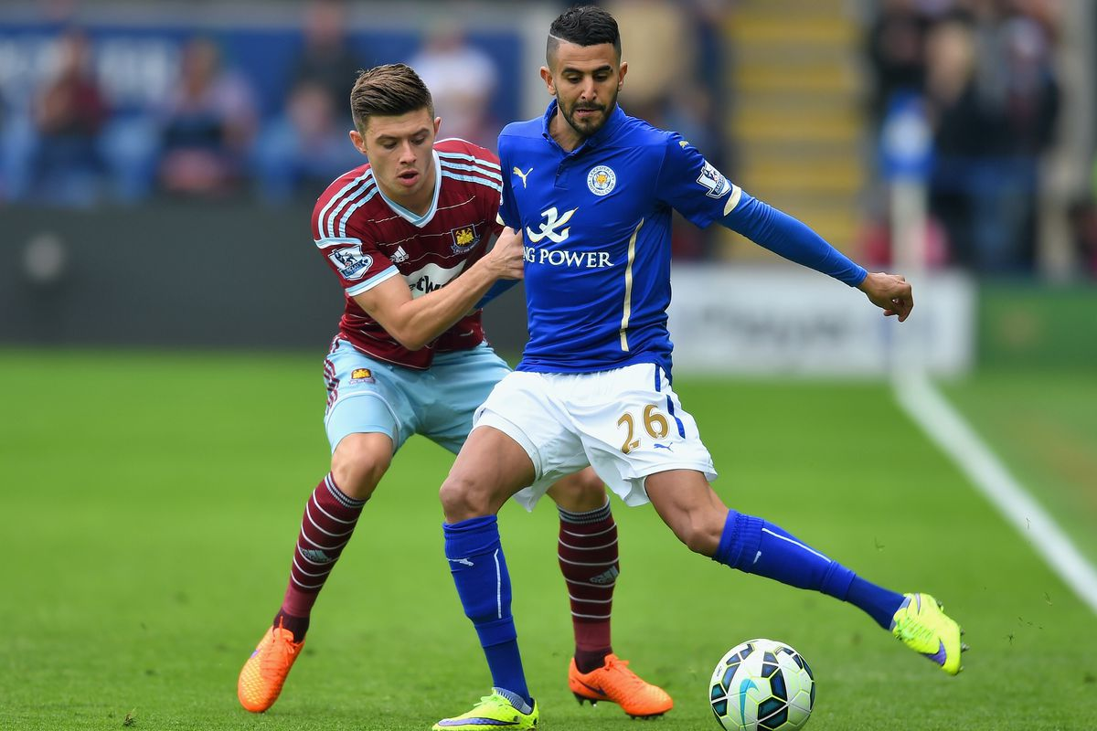 Mahrez.  Didn't his name come up as a transfer target before?