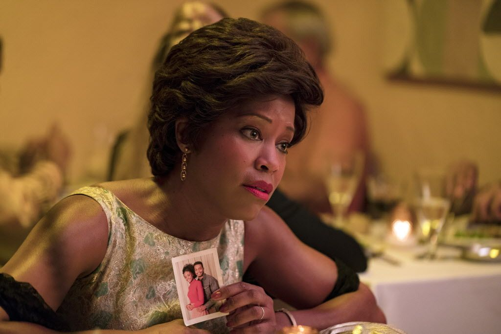 """Regina King plays Tish's mother in """"If Beale Street Could Talk.""""   Annapurna Pictures"""