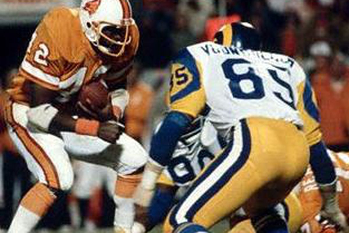 Ricky Bell was chosen over Tony Dorsett, and unfairly judged based on different circumstances. He would play a key role in the 1979 championship season.