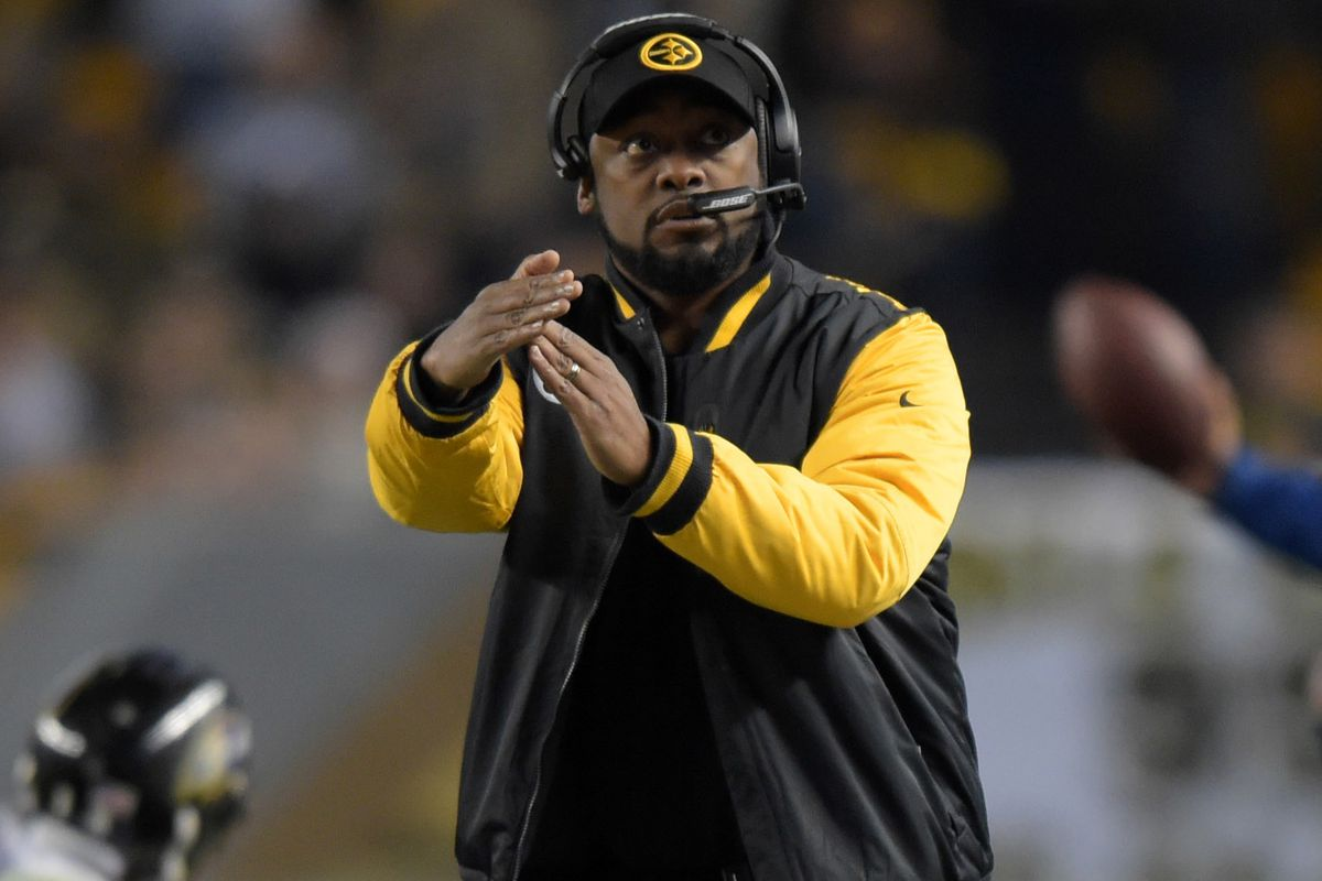 d47412155d0 Steelers head coach Mike Tomlin disses his own defense - Baltimore ...