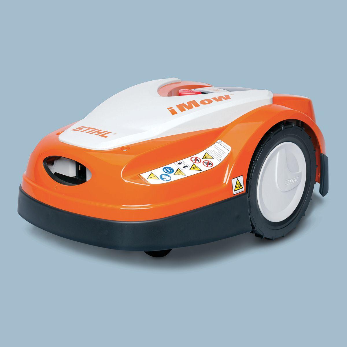 Summer 2021, Smart Home, robot mower