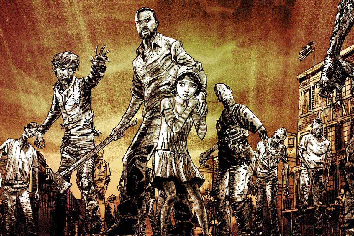 the walking dead the final season story builder