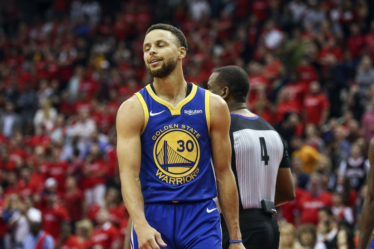 335c23675aa410 Are we living in a 'Thunderstruck' sequel starring Stephen Curry ...