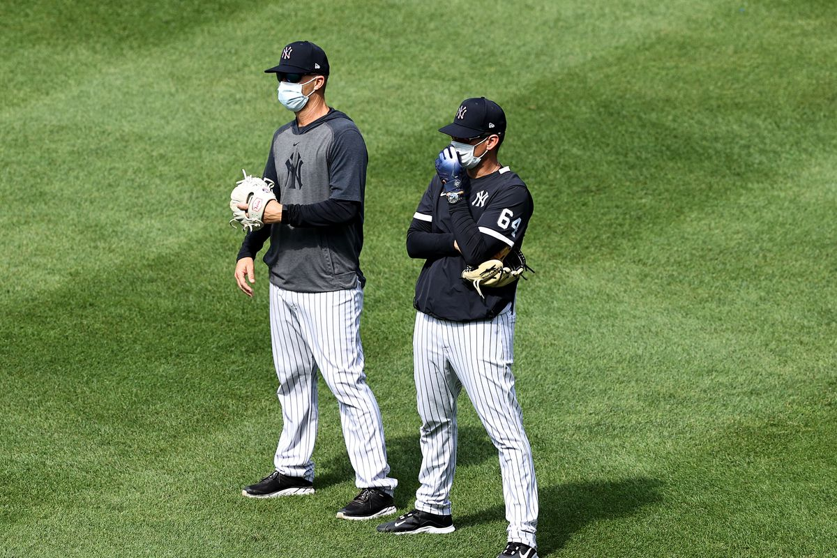 New York Yankees Summer Workouts