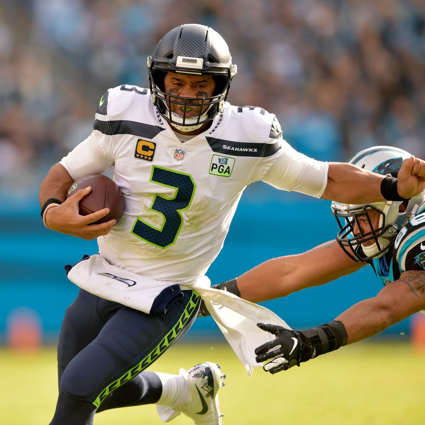 23f9db79 Panthers vs Seahawks final score: Carolina blows another one, loses ...