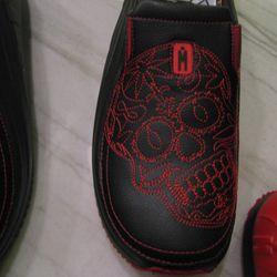 Sanchez Skull Shoe 2