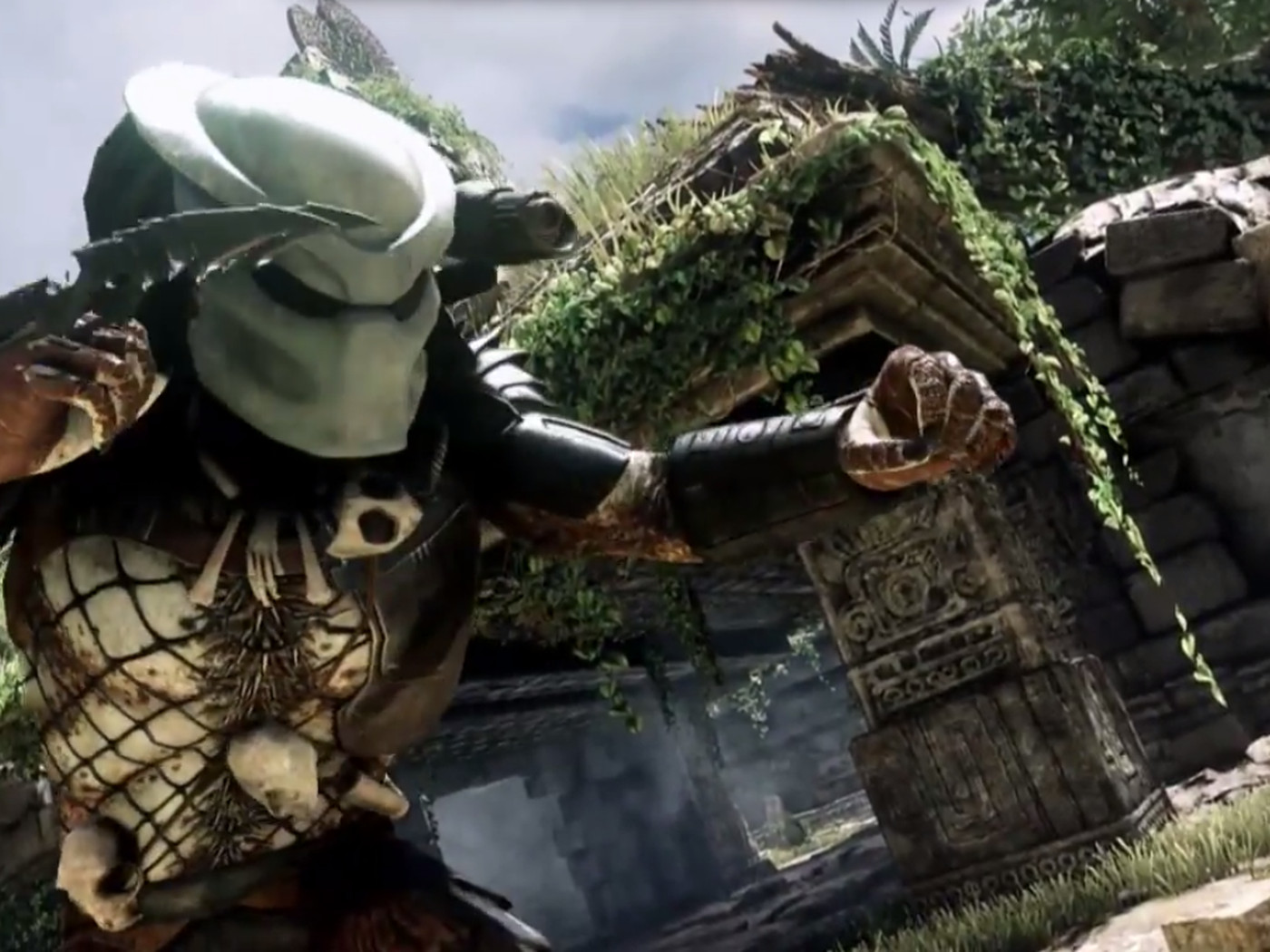 Call Of Duty Ghosts Devastation Gameplay Trailer Confirms Predator Dlc Polygon