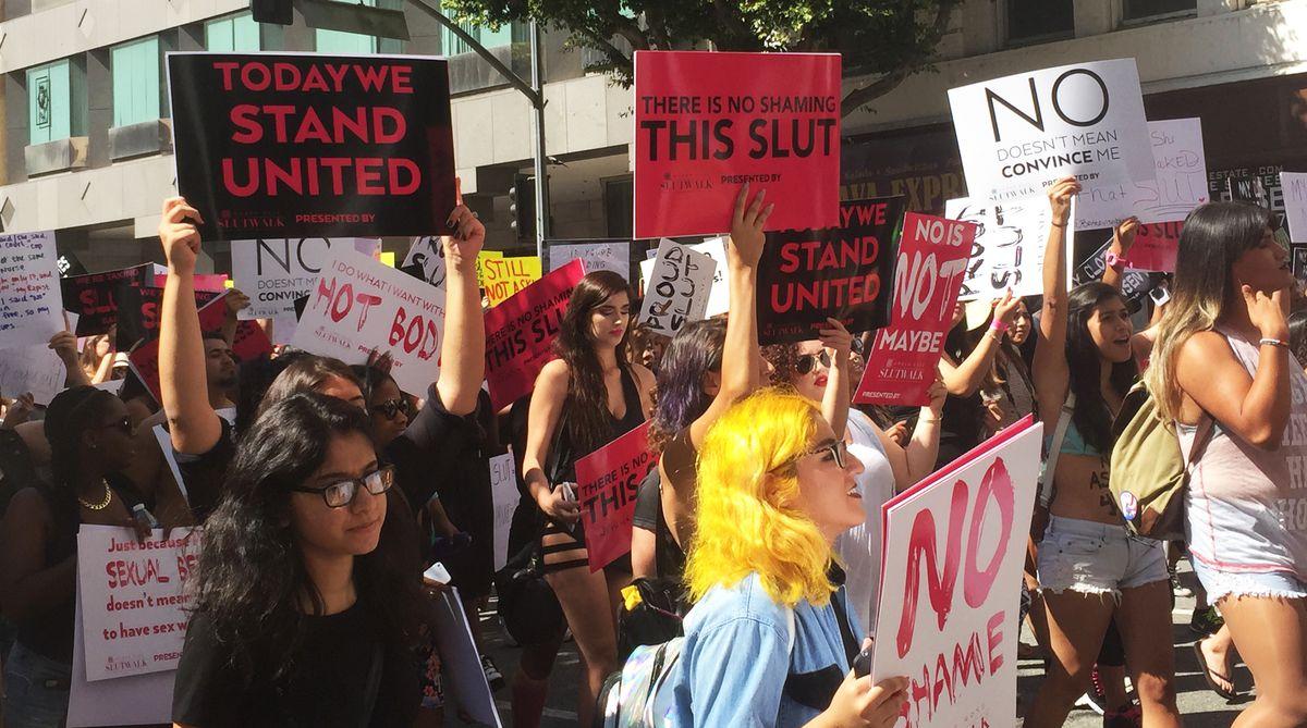Slutwalk-LA