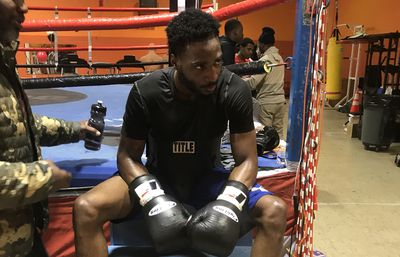 IMG 6706 - Cortes, Dyer ready for ShoBox debuts on April 5