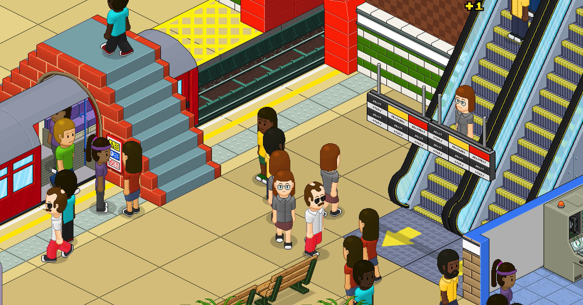 Overcrowd forces you to think about transit design in a different way