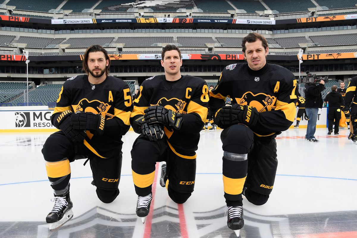 2019 Coors Light NHL Stadium Series - Practice Sessions & Family Skate