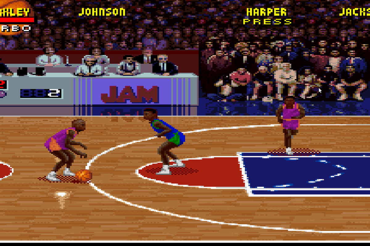 Image result for nba jam