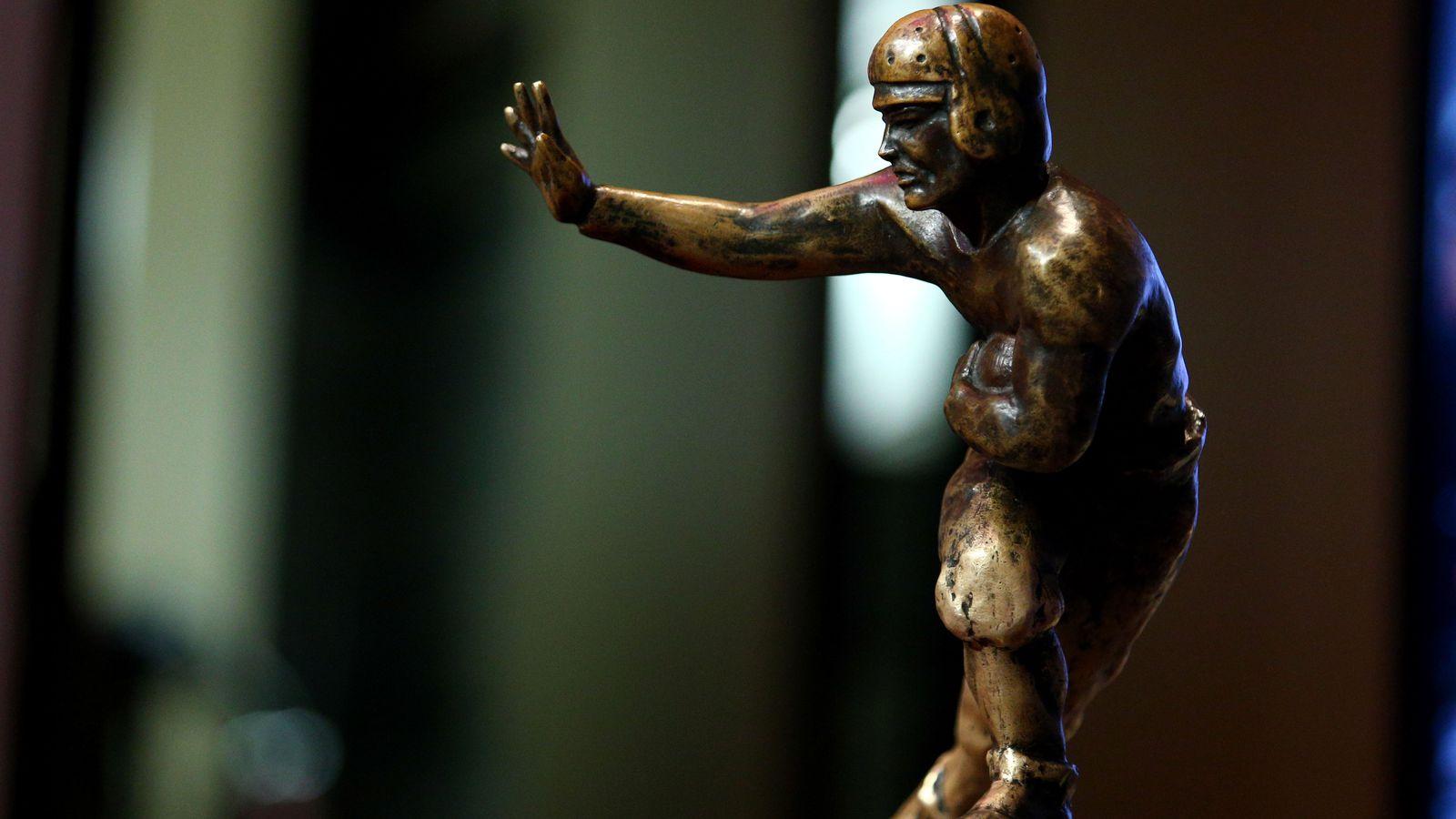 first black heisman trophy winner - HD1600×900