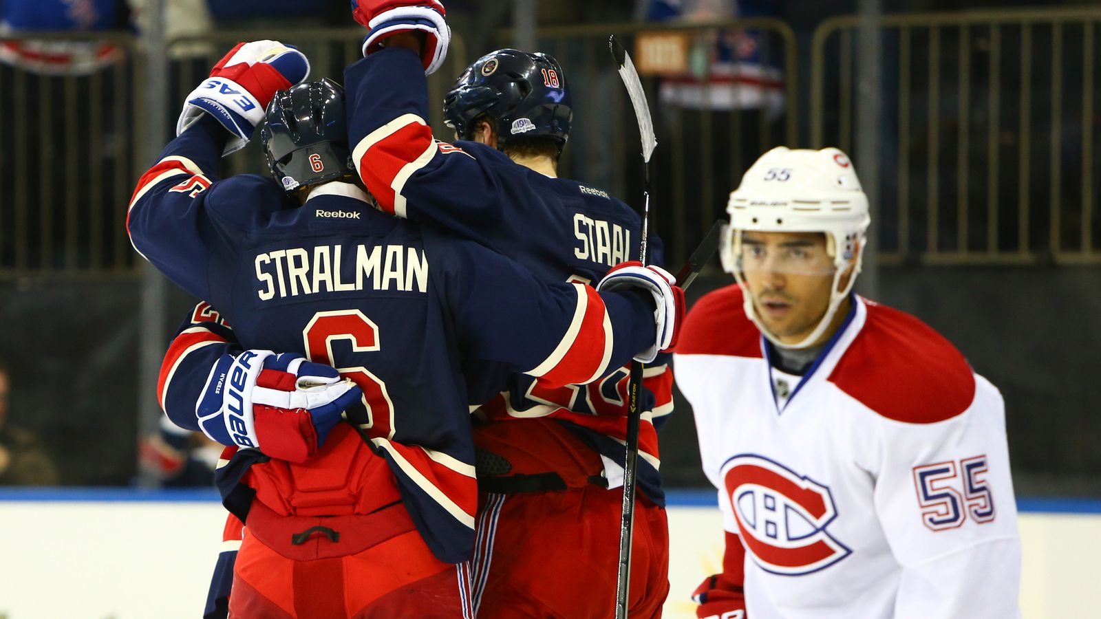 Madison Square Garden: Rangers Vs. Canadiens Preview: The Return To Madison